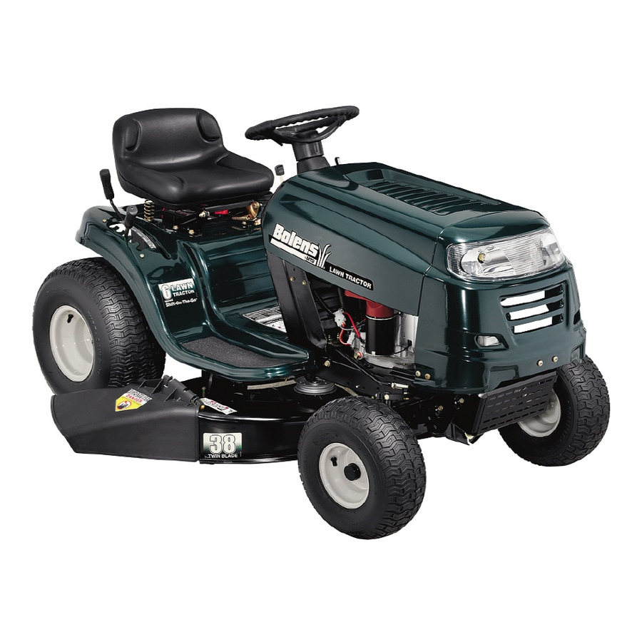 Shop Bolens 15 5 Hp Manual 38 Quot Cut Lawn Tractor At Lowes Com