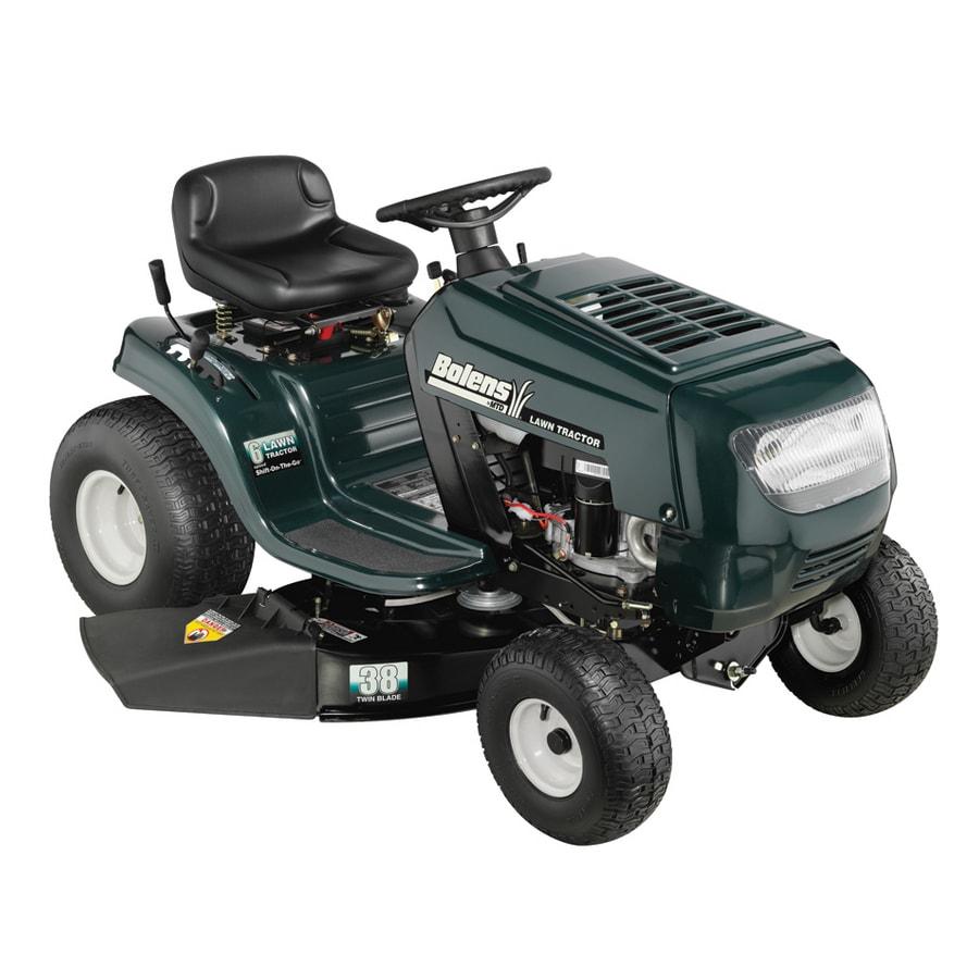 Bolens 13.5-HP Manual 38-in Riding Lawn Mower