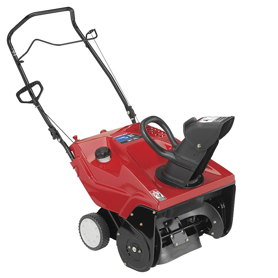 Troy-Bilt Squall 210 21-in Single-stage Pull Start Gas Snow Blower