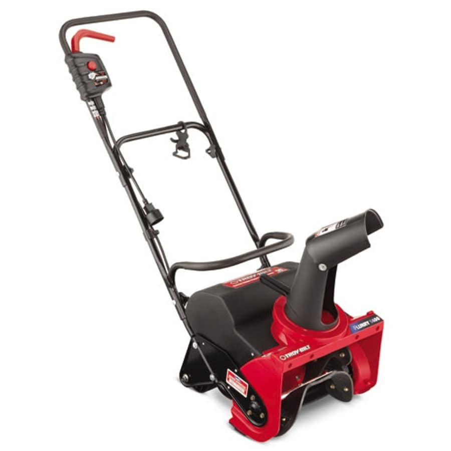 Shop Troy-Bilt 11-Amp 14-in Electric Snow Blower at Lowes.com