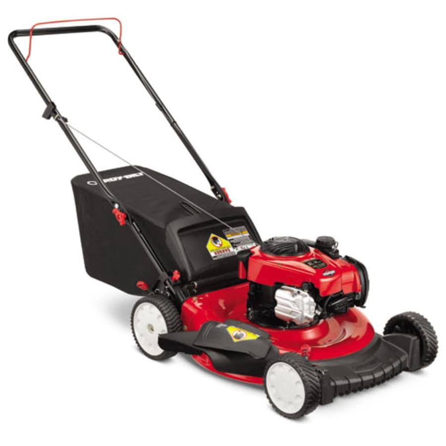 Troy-Bilt 5.5 ft-lbs 21-in Gas Push Lawn Mower (CARB)