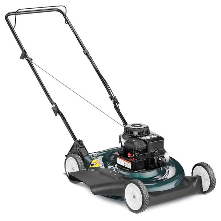 Bolens 148-cc 21-in Side Discharge Gas Push Lawn Mower With