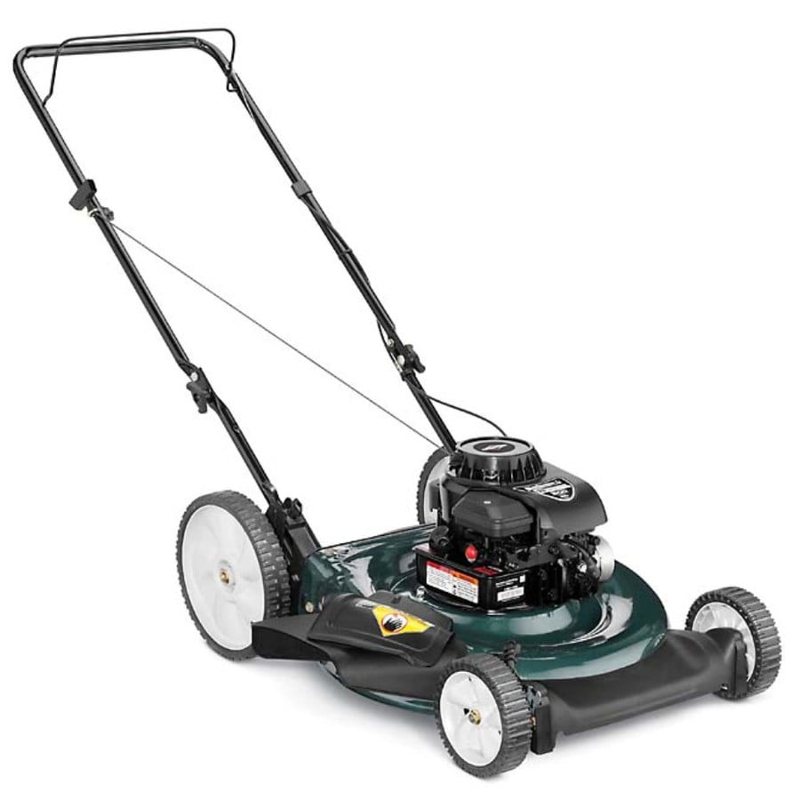 Bolens 158-cc 21-in 2-in-1 Gas Push Lawn Mower with Mulching Capability