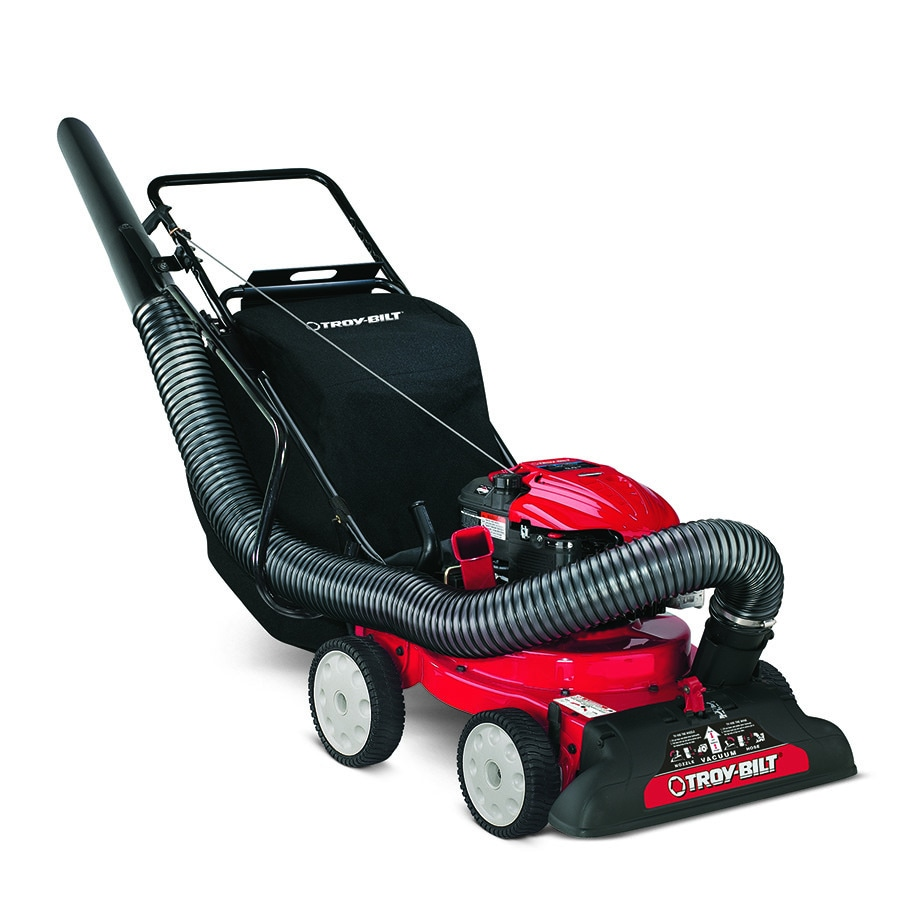Shop Troy Bilt 2 Bushel Lawn Vacuum At Lowes Com