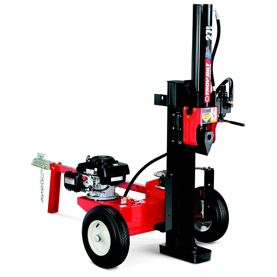 Troy-Bilt 27-Ton Gas Log Splitter