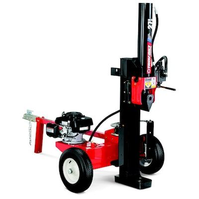 27 Ton Gas Log Splitter