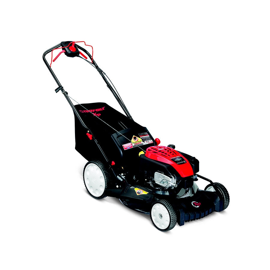 Troy-Bilt XP TB350 XP 7.75 ft-lbs 21-in Self-Propelled Gas Push Lawn Mower