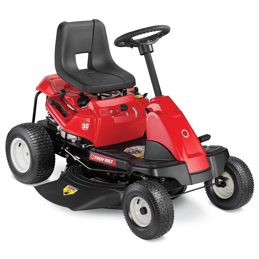 lowes lawn mowers. troy-bilt tb30r 10.5-hp manual 30-in riding lawn mower lowes mowers b