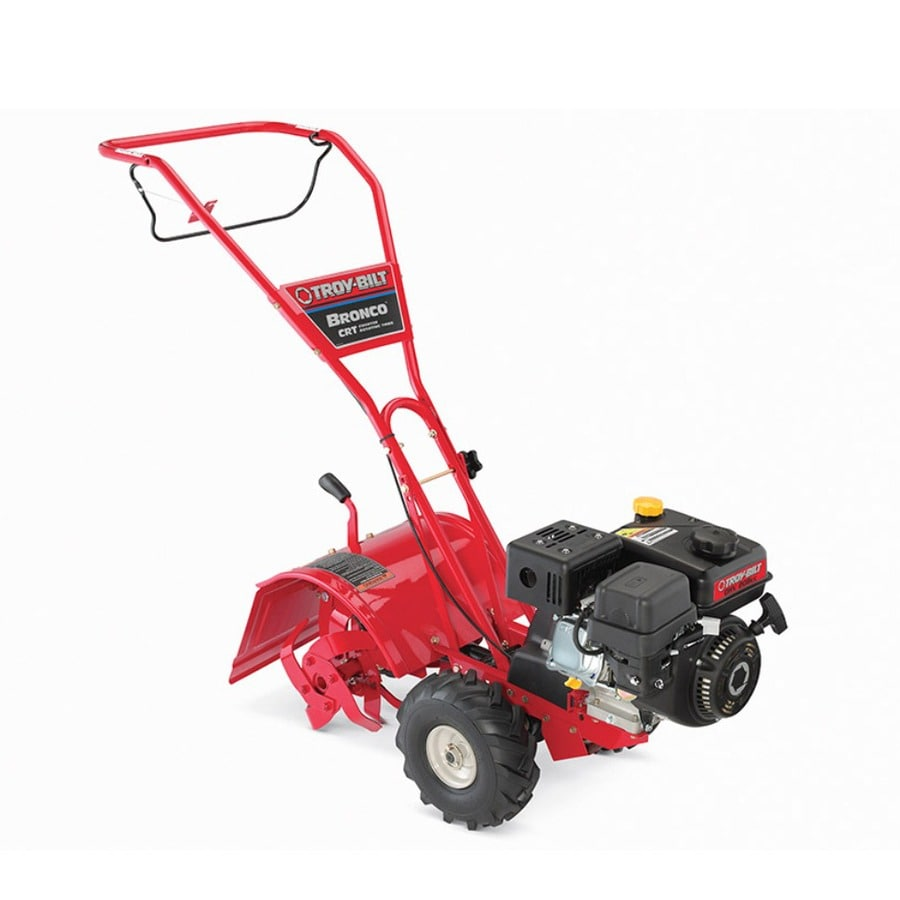 Display product reviews for Bronco CRT 208-cc 14-in Rear-Tine Tiller