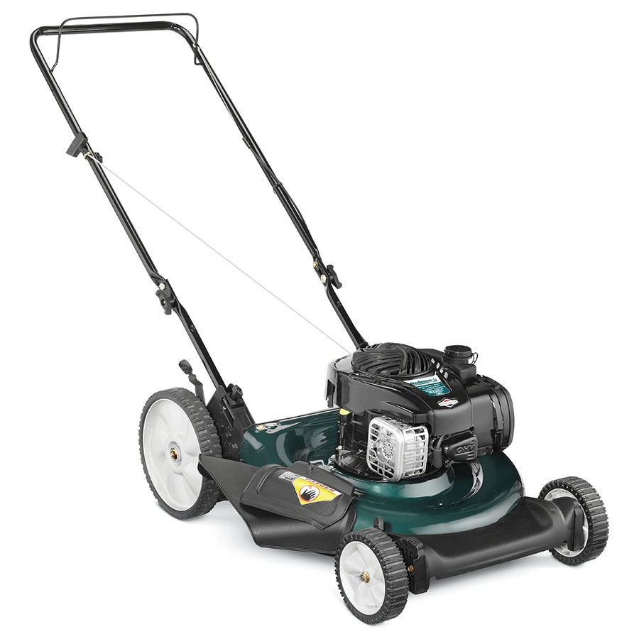 Bolens 140-cc 21-in Residential Gas Push Lawn Mower with Mulching Capability