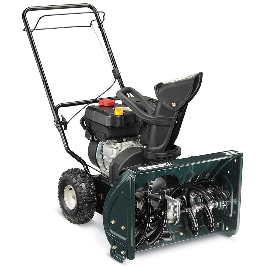 Two Stage Blower : Shop bolens in two stage gas snow blower self propelled