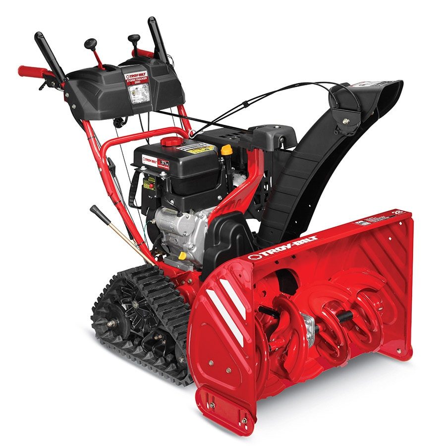 Troy-Bilt Storm Tracker 2890 28-in Two-stage Gas Snow Blower Self-propelled