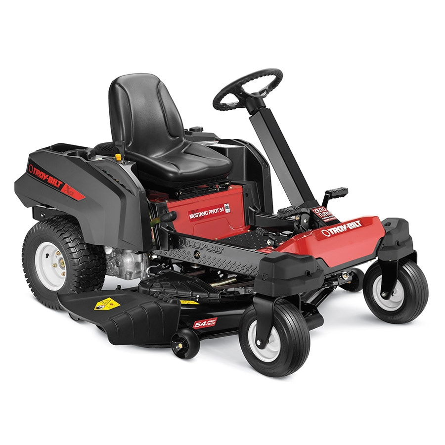54 XP 25-HP V-Twin Dual Hydrostatic 54-in Zero-Turn Lawn Mower