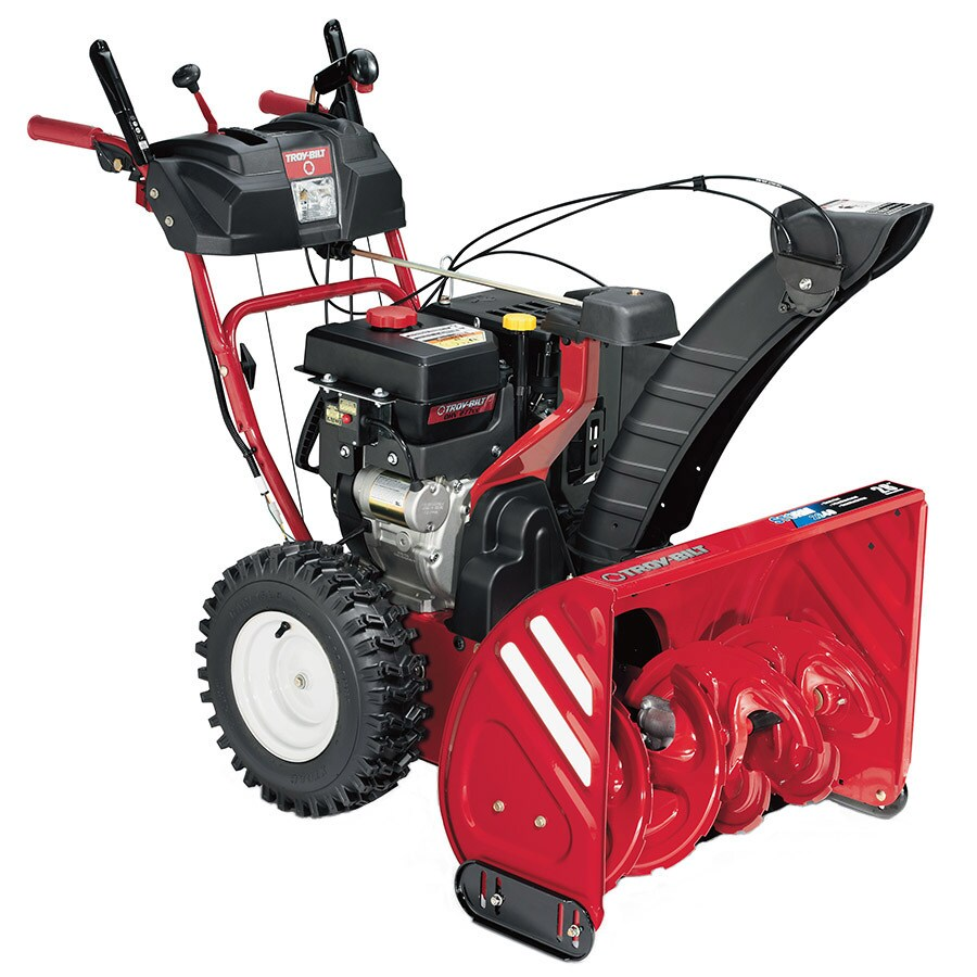 Shop Troy Bilt Storm 2840 28 In Two Stage Gas Snow Blower