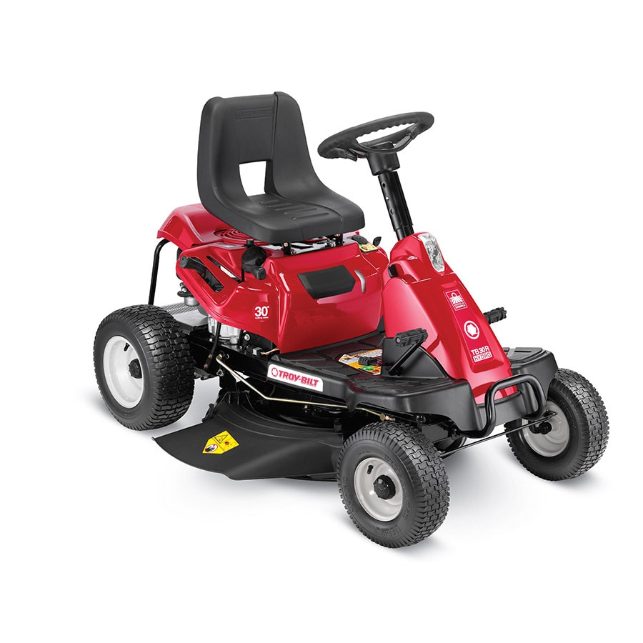 Troy Bilt Tb30r Hydro 10 5 Hp Hydrostatic 30 In Riding Lawn Mower Mulching