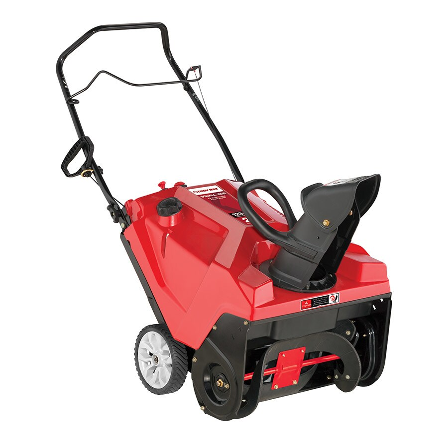 Troy-Bilt Squall 123R 21-in Single-stage Pull Start Gas Snow Blower