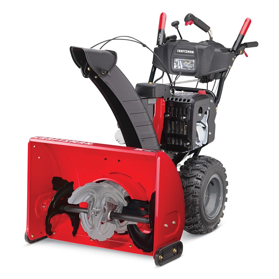 craftsman 28 in three stage self propelled gas snow blower. Black Bedroom Furniture Sets. Home Design Ideas