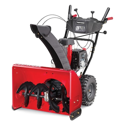 CRAFTSMAN SB470 28 In Two Stage Self Propelled Gas Snow