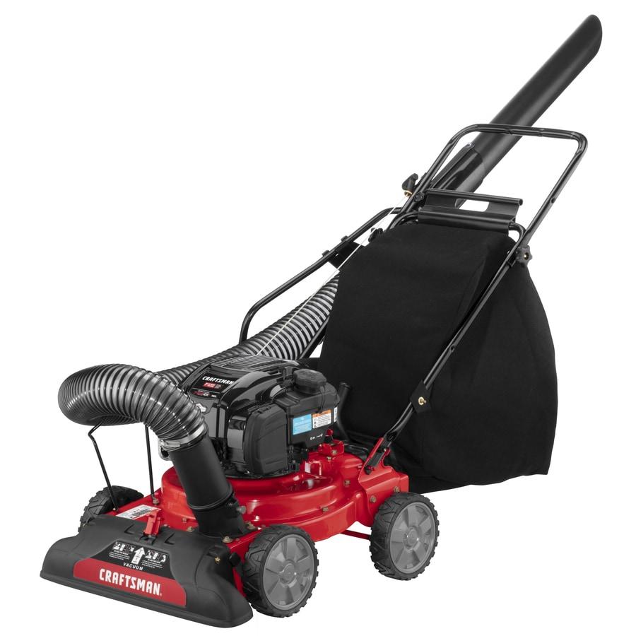 Craftsman 163 Cc 2 Bushel Lawn Vacuum