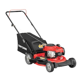 Push Lawn Mowers At Lowes