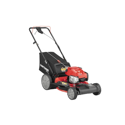 M230 163 Cc 21 In Self Propelled Gas Lawn Mower With Briggs Stratton Engine