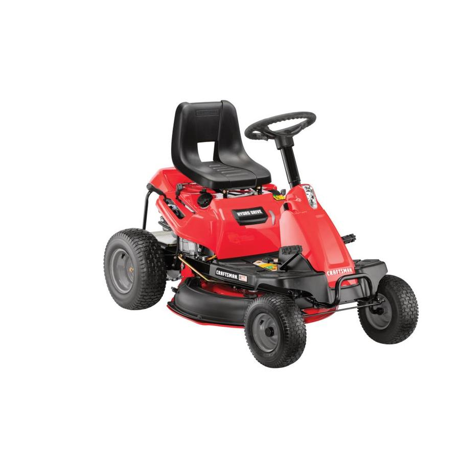 CRAFTSMAN R140 10 5-HP Hydrostatic 30-in Riding Lawn Mower with