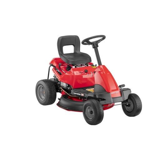 CRAFTSMAN R110 10.5-HP Manual/Gear 30-in Riding Lawn Mower with Mulching Capability (Included) at Lowes.com