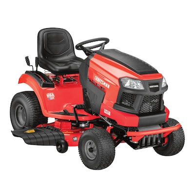 T240 Turn Tight 22-HP V-twin Hydrostatic 46-in Riding Lawn Mower with  Mulching Capability (Kit Sold Separately)