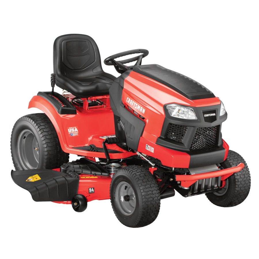 24-HP V-twin Hydrostatic 54-in Riding Lawn Mower