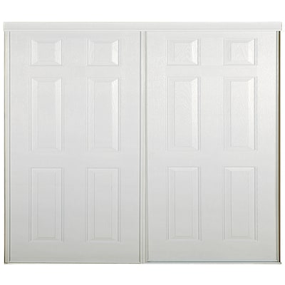 Bifold Sliding Closet Doors At Lowes Com