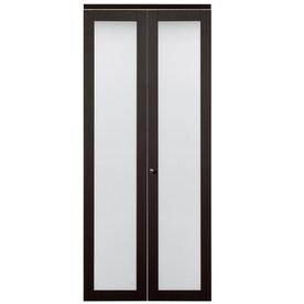 Reliabilt Mdf Bifold Door With Hardware Common 30 In X 80