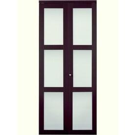 ReliaBilt Frosted Glass MDF Bi-Fold Closet Interior Door with Hardware  sc 1 st  Loweu0027s & Shop Interior Doors at Lowes.com pezcame.com