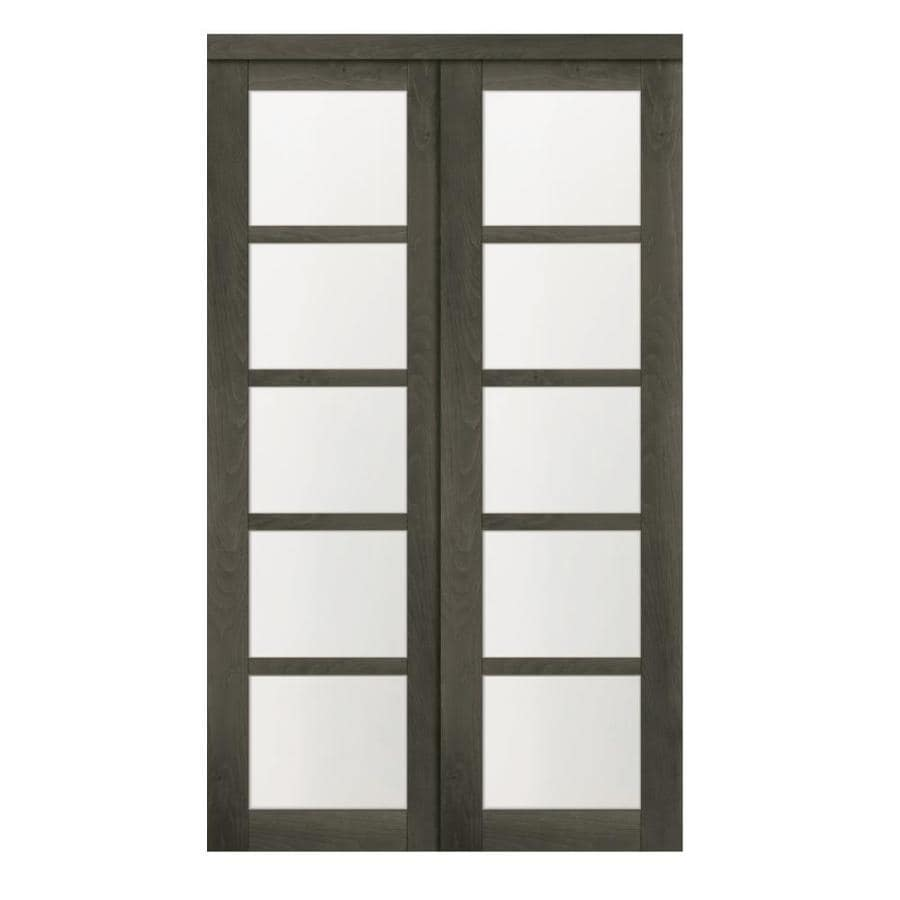 Write A Review About Reliabilt Lite 2470 Gray Mdf Sliding Closet