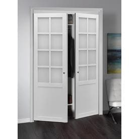 Pivot Door Bifold Amp Sliding Closet Doors At Lowes Com