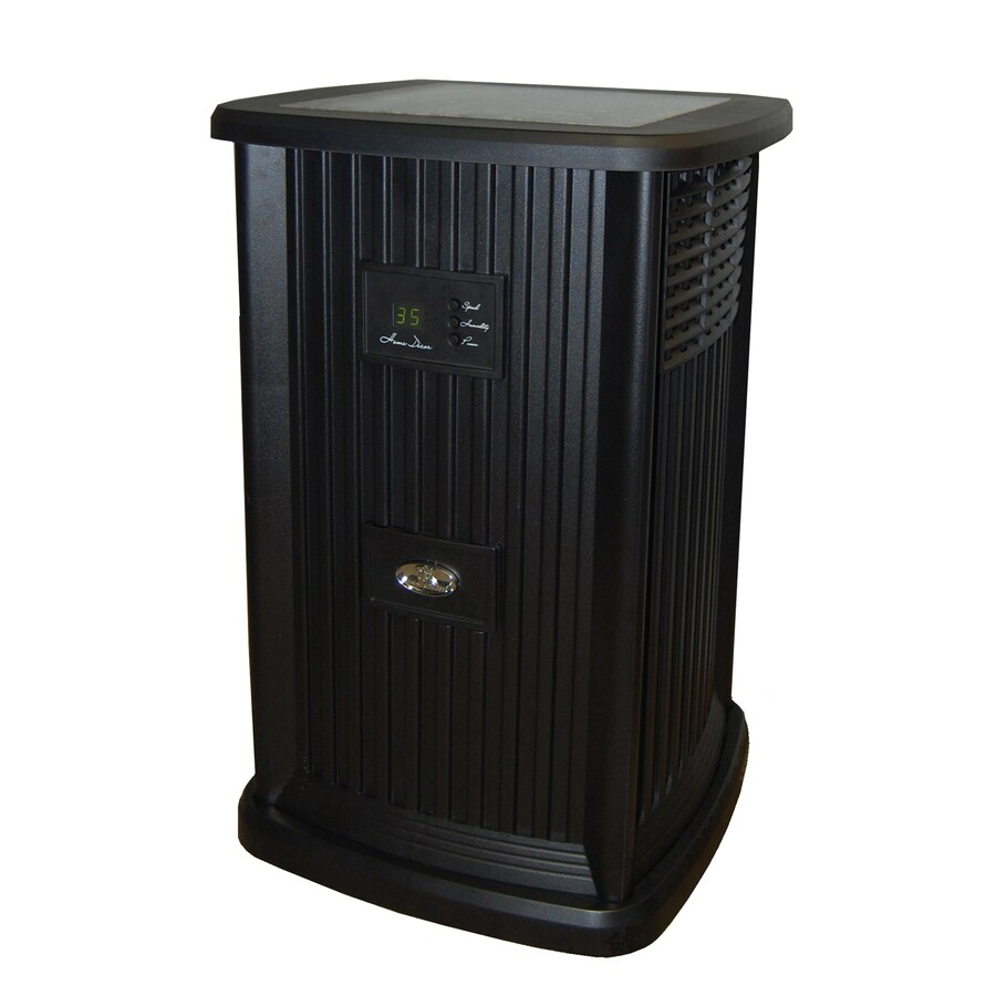 AIRCARE Pedestal 3.5-Gallon Tower Evaporative Humidifier