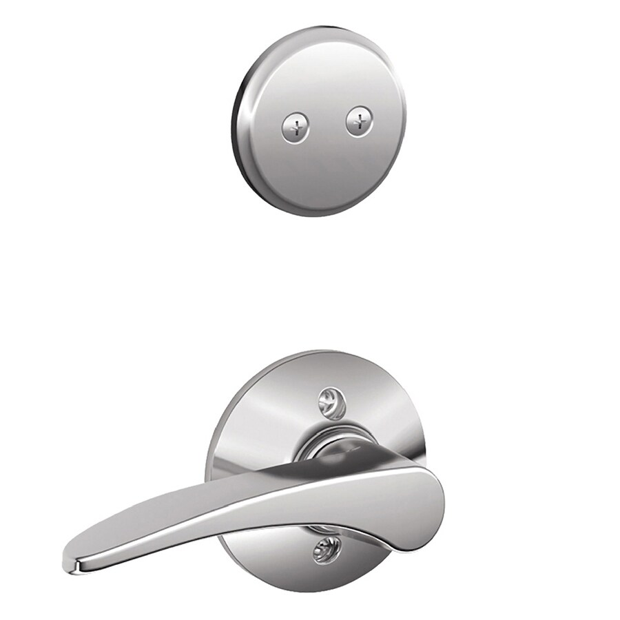 Shop Schlage Manhattan 1 5 8 In To 1 3 4 In Bright Chrome