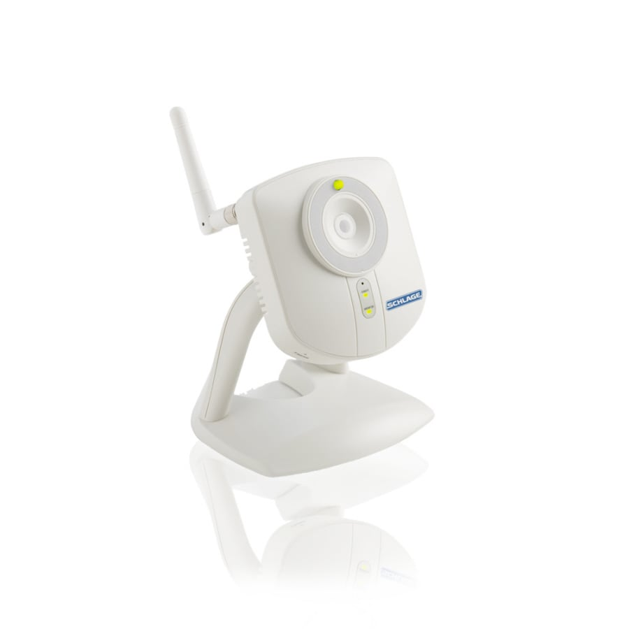 Schlage LiNK White Wireless Camera