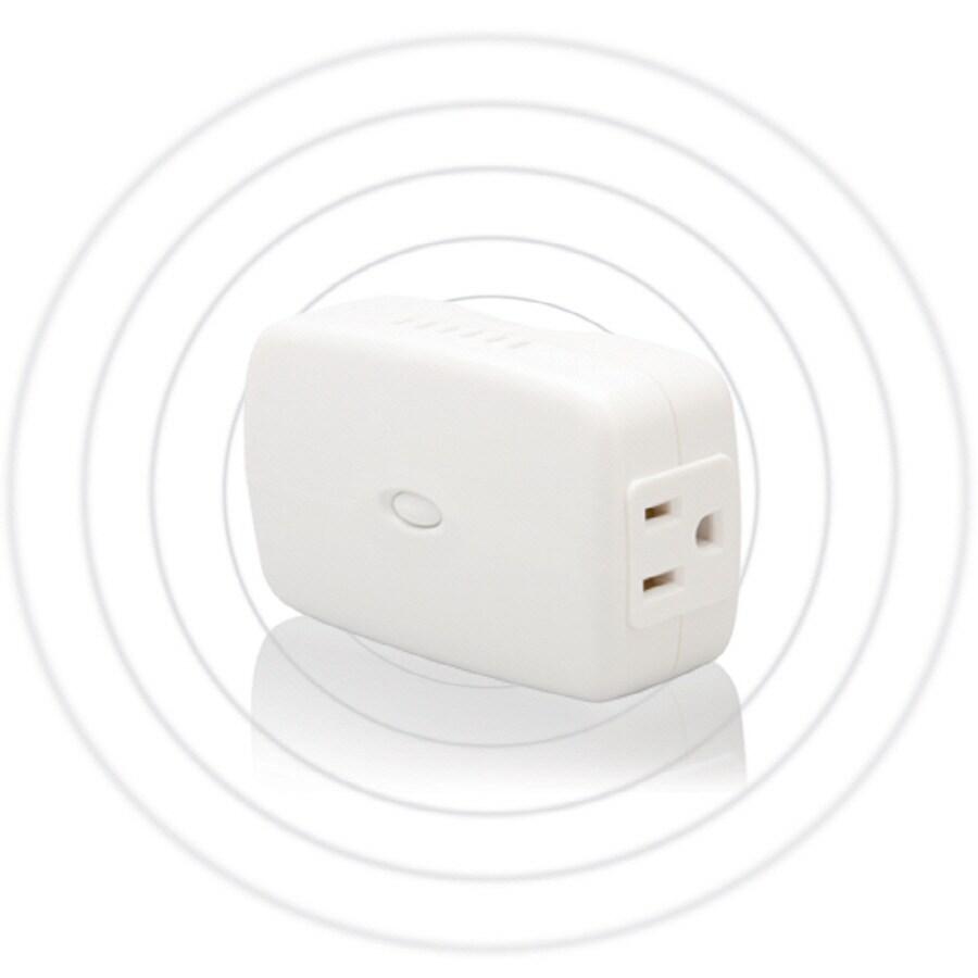 Schlage White Remote Control Lamp Module