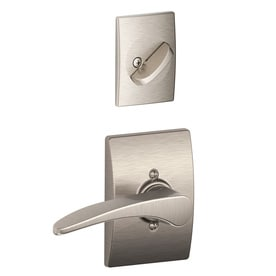 Entry Door Interior Handle Handlesets At Lowes Com