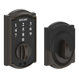 Schlage Electronic Door Locks At Lowes Com
