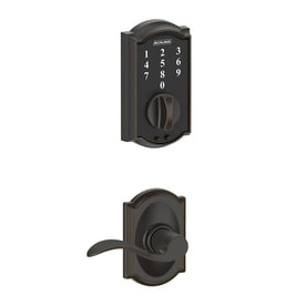 Shop Electronic Door Locks At Lowesforpros Com