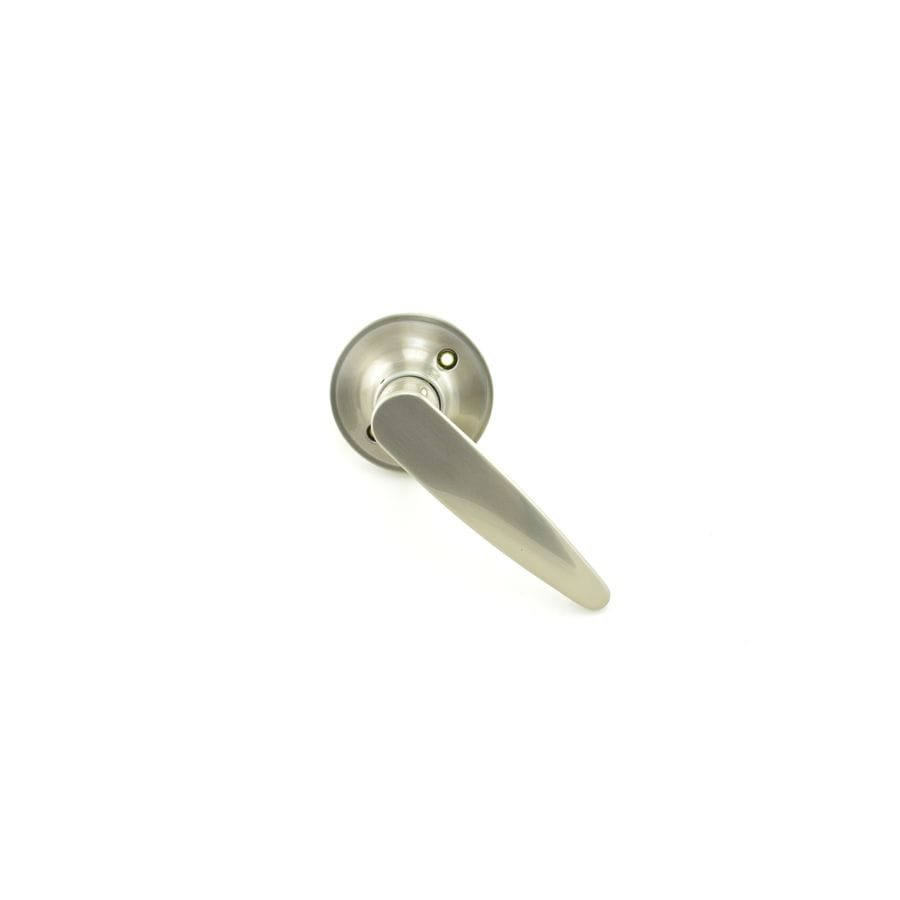 Schlage J Dover Satin Nickel Universal Dummy Door Lever