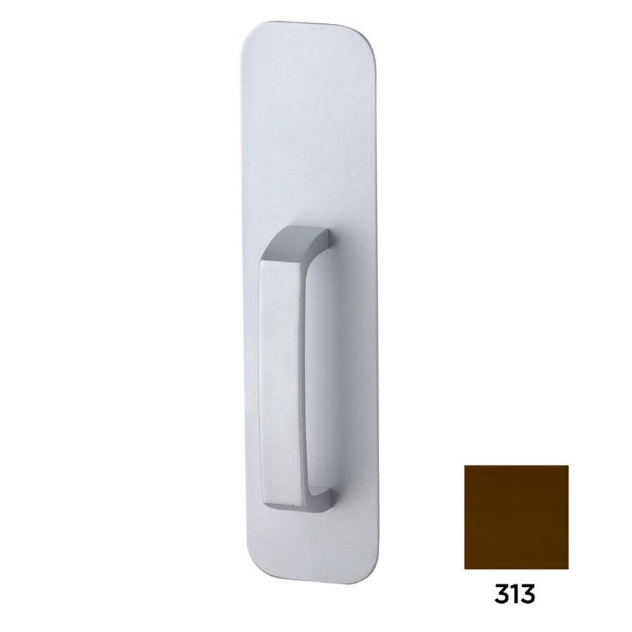Dexter Commercial Hardware Ed2000 2.75-in Dark Bronze Steel Exit Device Trim