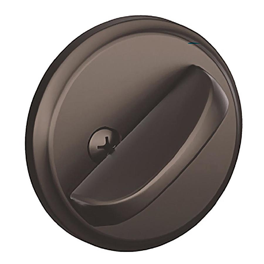 Schlage B Oil-Rubbed Bronze Deadbolt