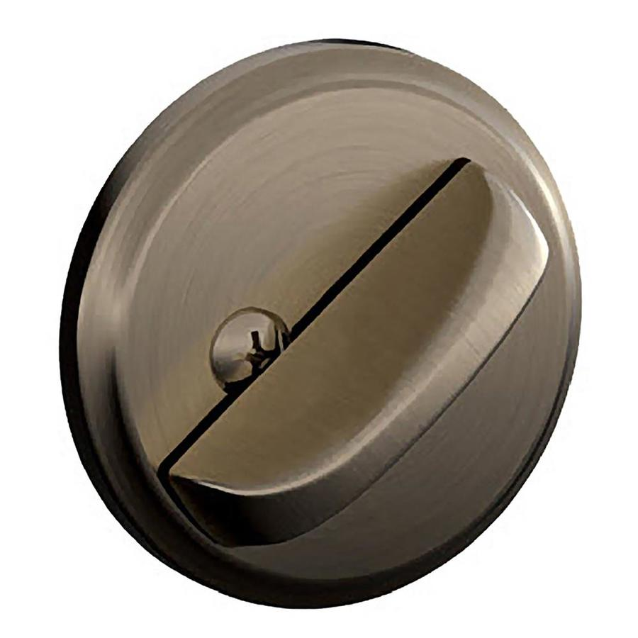 Schlage B Antique Pewter Deadbolt