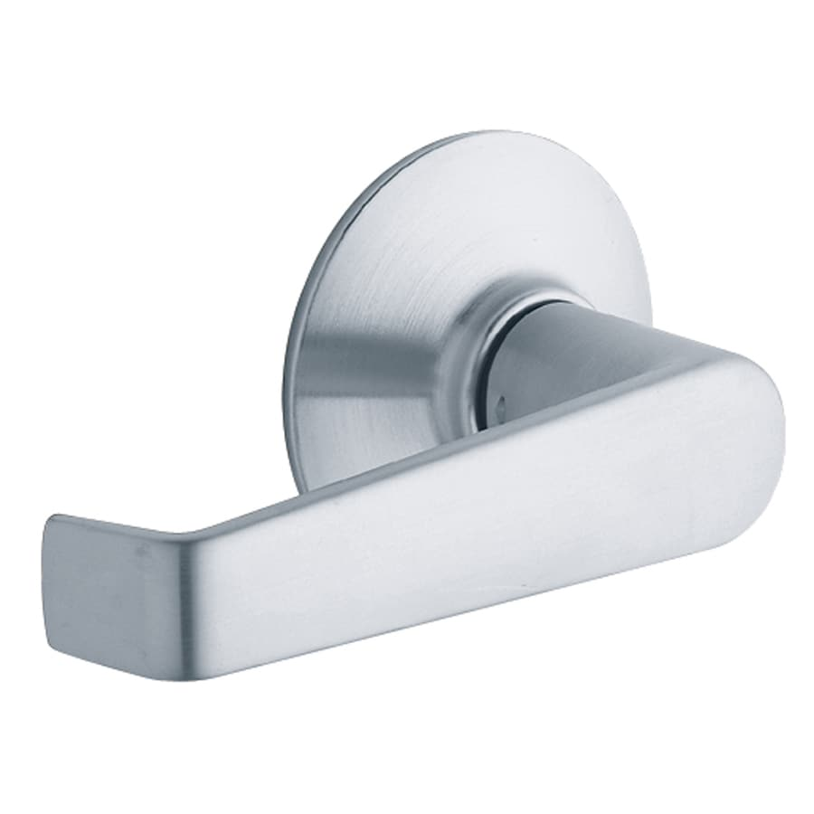 Schlage Passage Elan Satin Chrome Passage Door Lever
