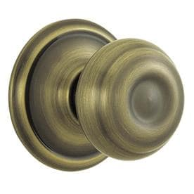 Shop Passage Door Knobs at Lowescom