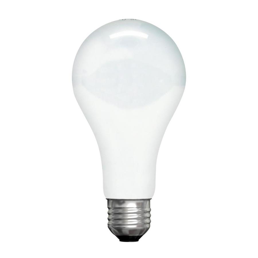 GE Soft White 200W A21 Frosted Dimmable Light Bulb General Purpose 32458