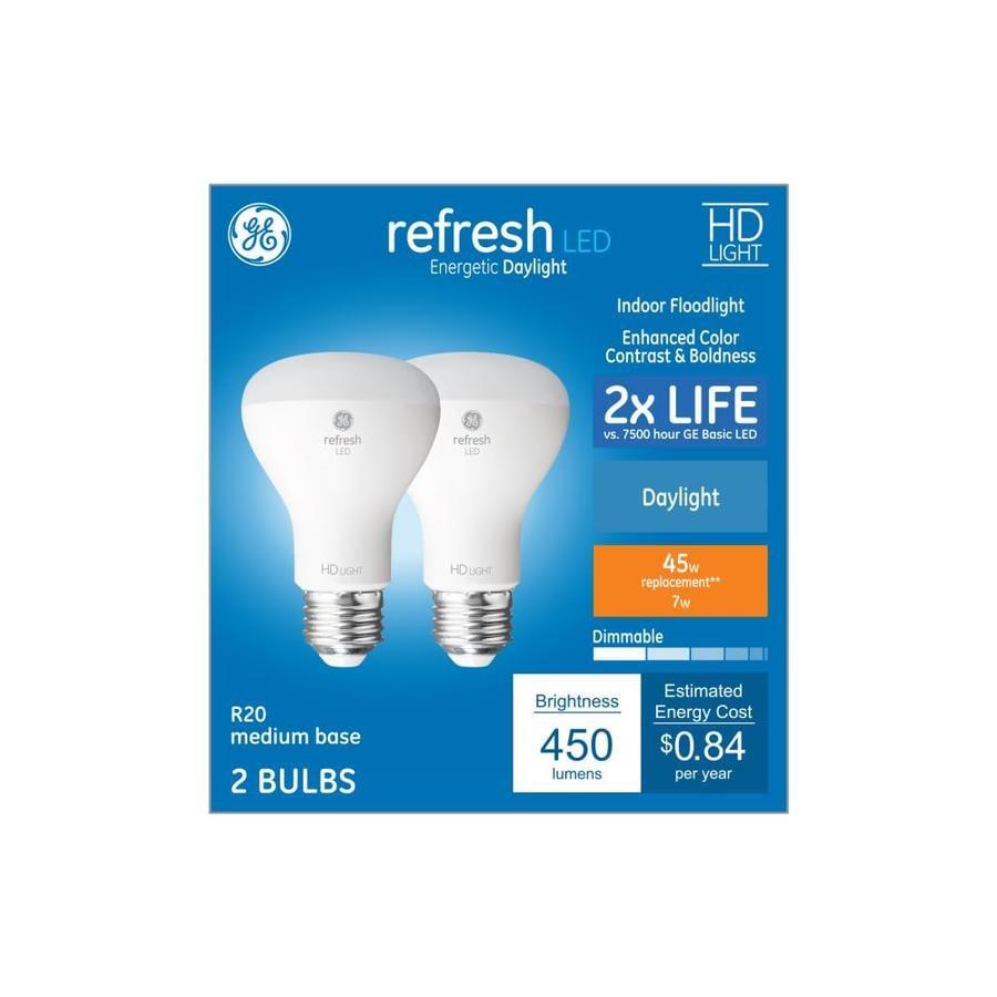 Philips 45-Watt Equivalent R20 Dimmable LED Energy Star Light Bulb Soft White