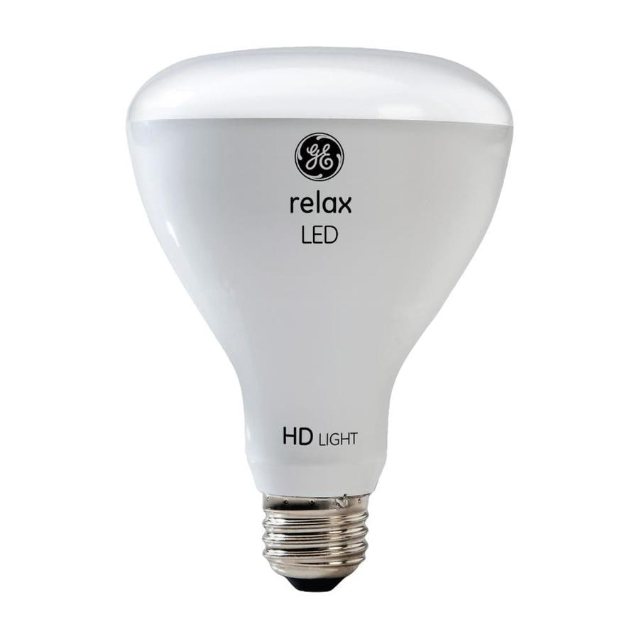 GE Relax 65-Watt EQ LED Br30 Soft White Dimmable Light